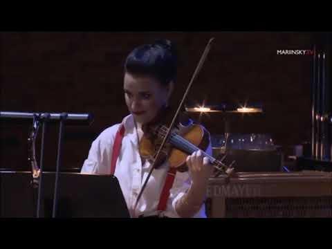 Olga Volkova - Angela Contreras - Bolling Suite for Violin & Jazz Piano Trio