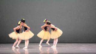 ## Treasure's Ballet Dance Competition Performance ##