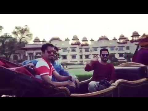 Jai Mahal Palace Jaipur India // Horse Cart Ride//