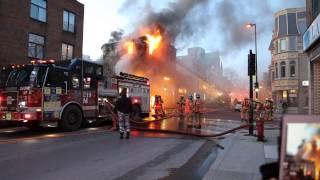 Rue Ontario Est, Rue Panet Fire | 11/04/15