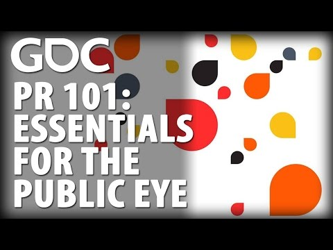 PR 101: Essentials for the Public Eye