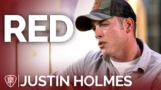 Justin Holmes - Red (Acoustic) // The George Jones Sessions