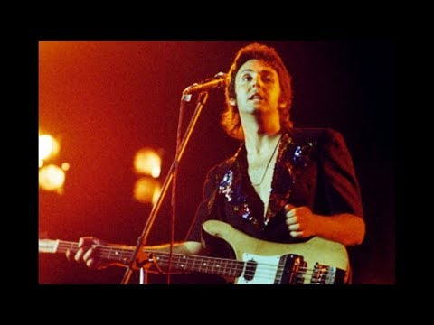 McCartney live at Lancaster University 1972: How it Happened