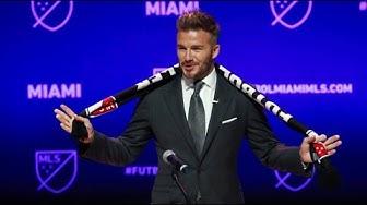 Streit um Stadion von David Beckham in Miami