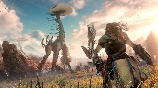 Horizon : Zero Dawn - Trailer de gameplay #PlayStationPGW