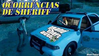 GTA V: Patrulhando - Sheriff #12