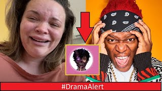 KSI , Corpse Husband , TommyInnit , MrBeast & Dream #DramaAlert - Trisha Crying on Kitchen FLOOR!