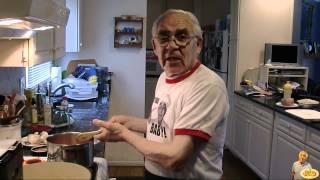 Pasta with Zucchini and Prosciutto - Chef Pasquale