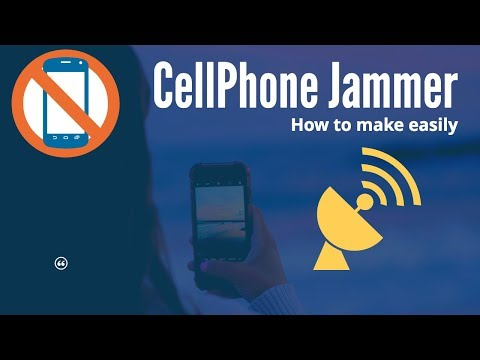 How To Make EMP Cellphone Jammer Under 5$ Step by Step DIY