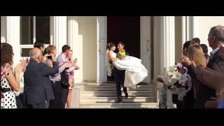 ЕКАТЕРИНИНСКИЙ ДВОРЕЦ БРАКОСОЧЕТАНИЯ в КРАСНОДАРЕ Свадебный клип
