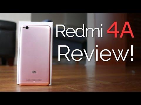 Xiaomi Redmi 4a Review 4k 70 Cheapest Redmi So Far Chinaphones