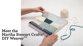 Martha Stewart Crafts   WEAVER EXTENDER KIT   54 Pieces   SEALED