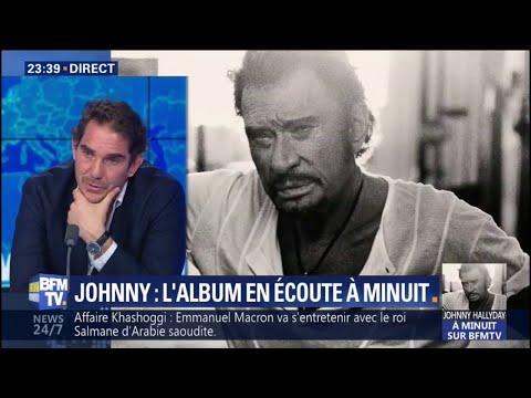 "Johnny: ""C'est le dernier album de Johnny vivant"" insiste Sebastien Farran, ancien manager de Johnny"