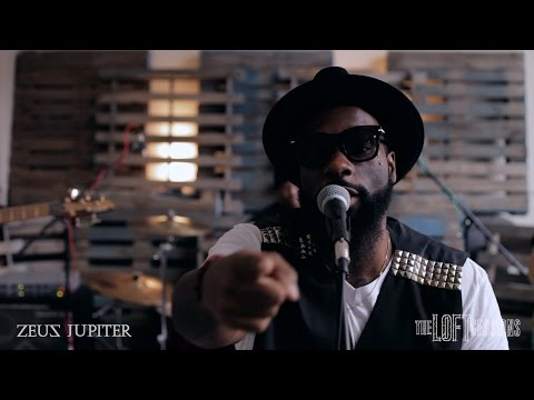 Zeus Rebel Waters - Redemption Song - The Loft Sessions