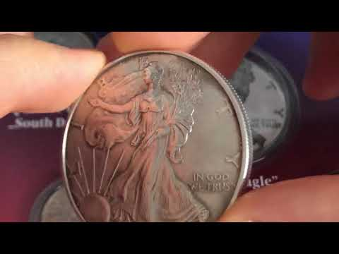 Does toning destroy a silver coin's value?!?!