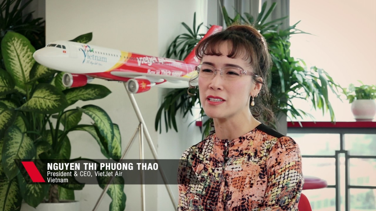 Women of Substance – EP28 –  Nguyen Thi Phuong Thao