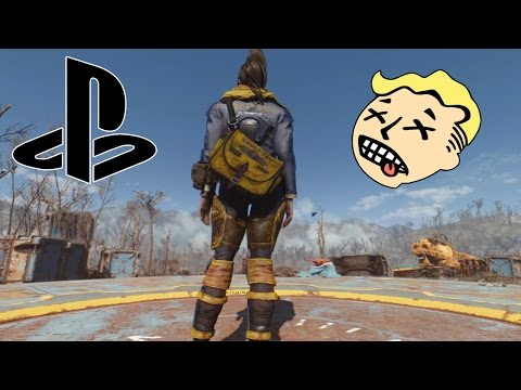 Fallout 4 mods not coming to PS4 | No Mutants Allowed