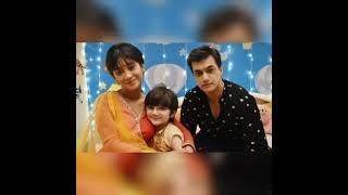 Yrkkh unseen Famliy picture Shivangi Joshi (Nayra) New whatsapp status song