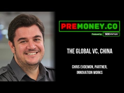 "[PREMONEY 2014] ""The Global VC: China"""