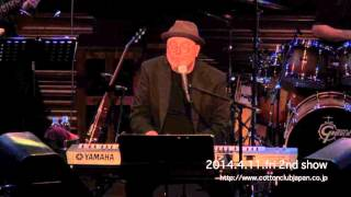 BILL LaBOUNTY : LIVE @ COTTON CLUB JAPAN  (Apr.11,2014)