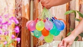Bermain Balon Air Ajaib dan Pistol Balon 😎