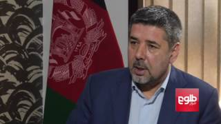 Special Interview: Nabil Discusses Afghanistan's Situation/گفت‌وگوی ویژه با رحمت‌الله نبیل