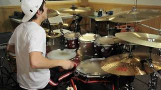 August Burns Red - Composure [Drum Cover]