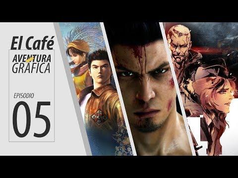 Café de Aventura Gráfica - Ep. 05