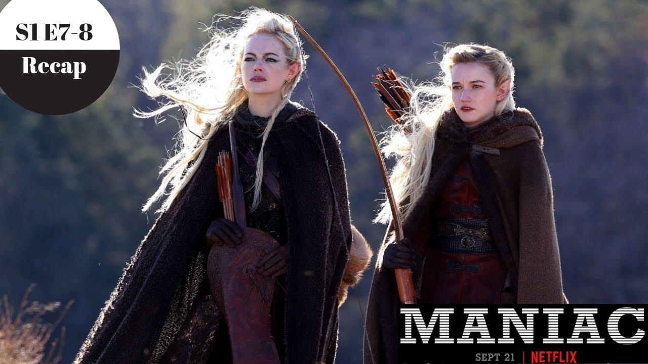 Download Maniac - Season 1 Episode 7 & 8 Recap - Spoilers