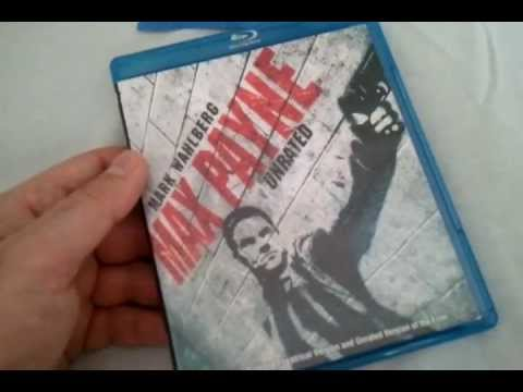 Download Max Payne (2008) - Blu Ray Review and Unboxing