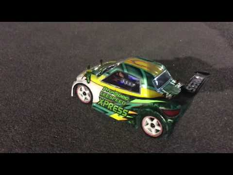 Xpress Race Cup 2017 TRC, Xpresso K1 K-Chassis RC Car @ 2017