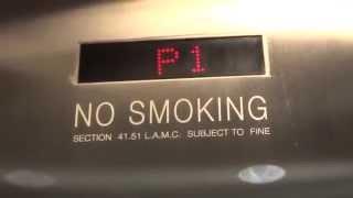 Dover Garage Elevators - Getty Museum - Los Angeles, California