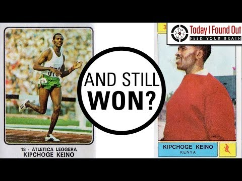 Late for the Olympics: The Amazing Story of Kipchoge Keino