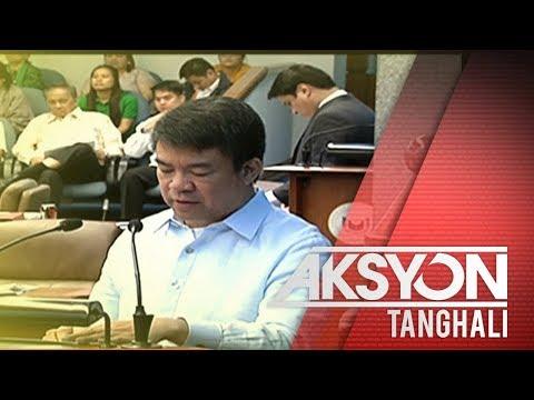 Koko Pimentel, inanunsyo ang pagbaba bilang Senate President