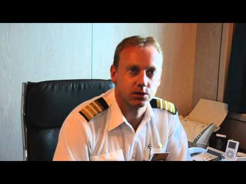 Interview Mark Zeller-Hotel Manager-ms Nieuw Amsterdam-Holland America Lines Cruise Ship