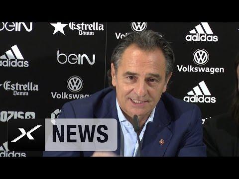 Darum ist Cesare Prandelli Valencia-Trainer geworden | FC Valencia | LaLiga