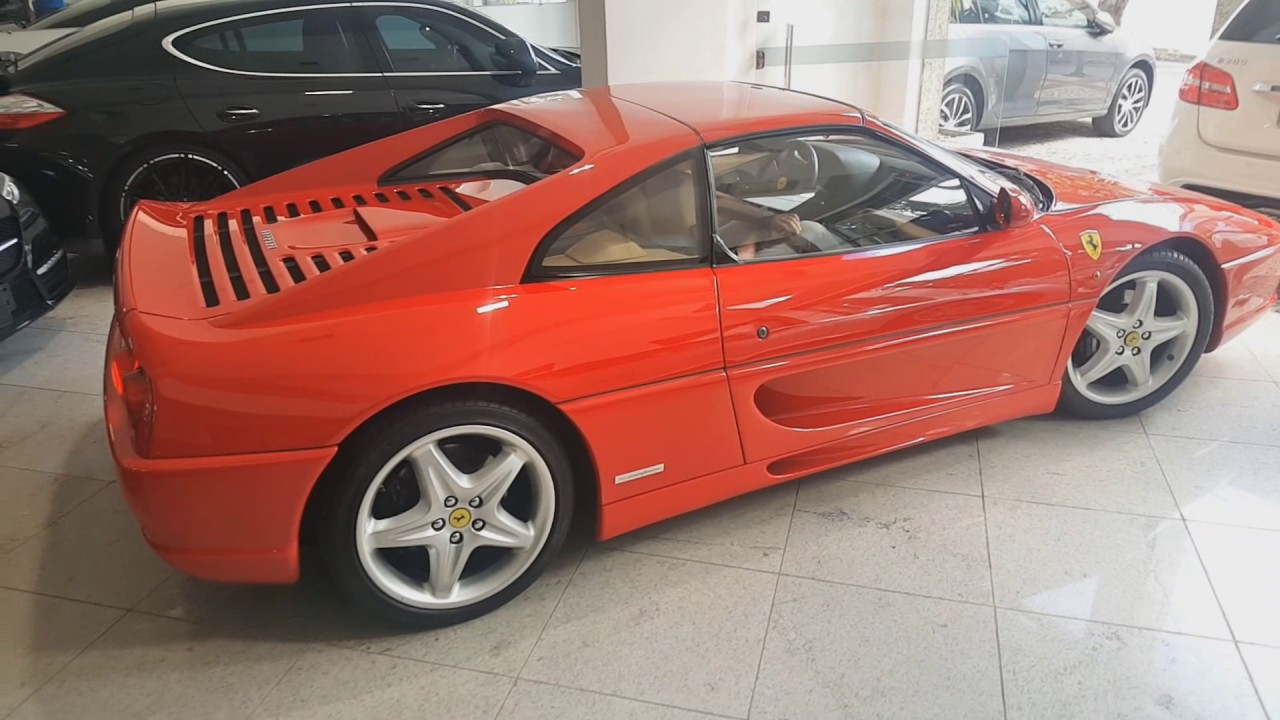 ferrari f355 gts a venda em bh detalhes cvbr 88 youtube. Black Bedroom Furniture Sets. Home Design Ideas