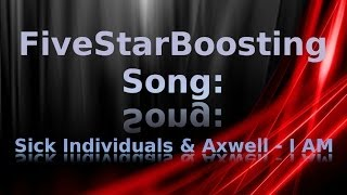 Sick Individuals & Axwell - I AM (Deorro Remix) (Bass Boosted)