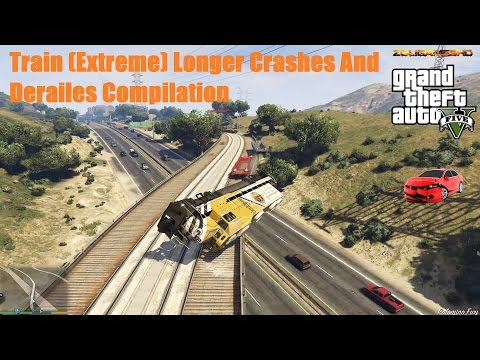 gta-5-train-(extreme)-longer-crashes-and-derailes-compilation