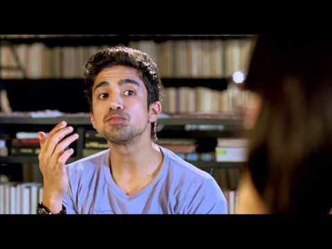 India - Cadbury Daiy Milk Silk -  Library TV Commercial