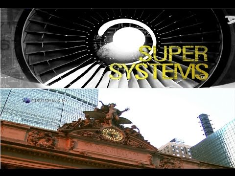 New York | Supersystémy - Nádraží Grand Central Terminal | CZ (HD)