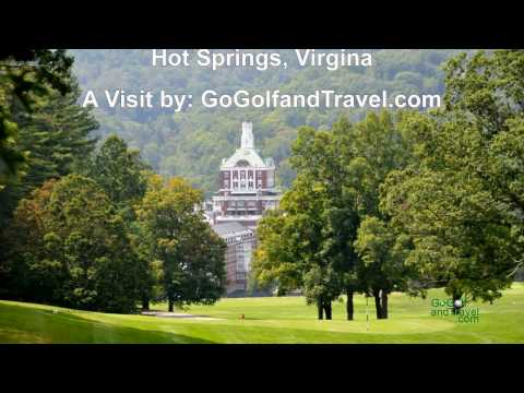 The Omni Homestead Resort: A Visit by GoGolfandTravel.com