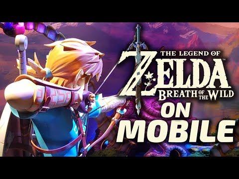 Top 12 Best Android & IOS Games Like Zelda 2020