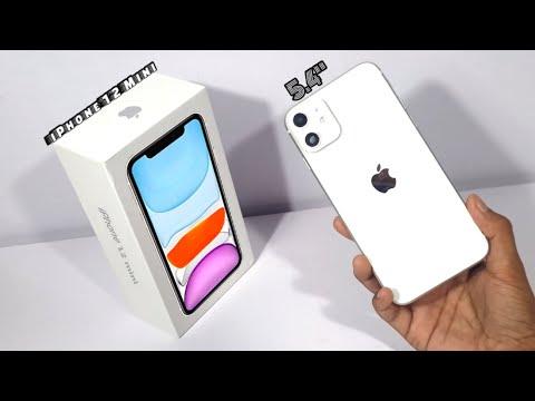 iPhone 12 Mini Unboxing