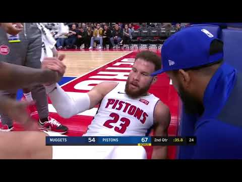 Detroit Pistons 2019-20 Hype Up