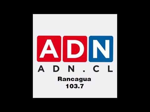 ADN Radio Chile frecuencias Los Andes a Talca