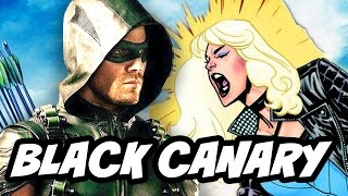 Arrow vs Prometheus and New Black Canary Explained - Arrow Season 5 Episode 10