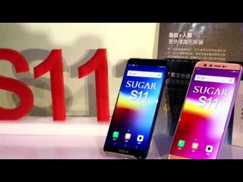 四顆鏡頭的手機?糖果手機 SUGAR S11 搭載 18:9 高佔比大畫面只要 NT$8,990 元耶!