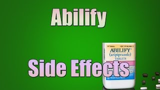 Abilify (aripiprazole) Side Effects - List of Side Effects, Dangers, What to Expect...