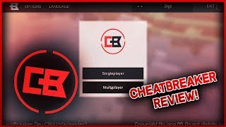 CheatBreaker! (Official Review) EVERYTHING YOU NEED TO KNOW!!